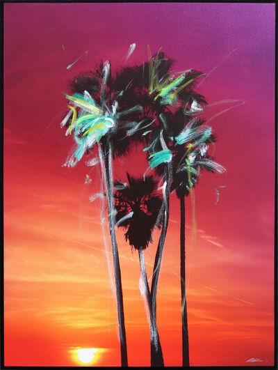 Pete Kasprzak, 'Palms 2', 2020