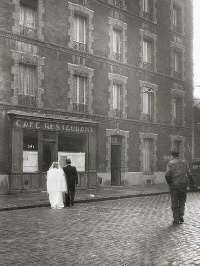 Robert Doisneau, 'La Stricte Intimite (In the Strictest Intimacy), Montrouge', 1945/1940s