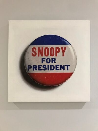 Lucas Price (Cyclops), 'Snoopy for president', 2016
