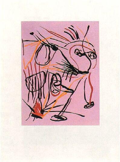 Karel Appel, 'Como el Viento', 1988
