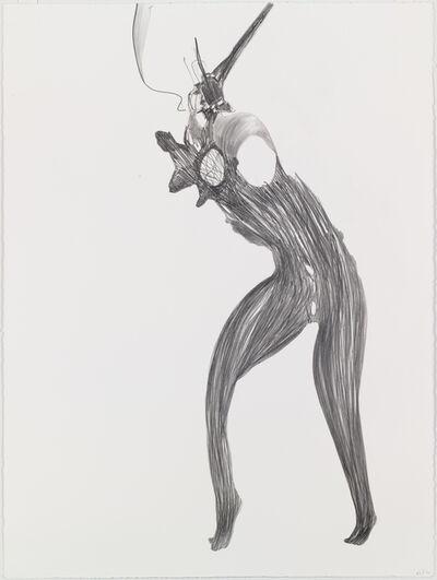 Nicola Tyson, 'Standing Figure #1', 2014
