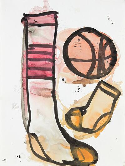 Katherine Bernhardt, 'Untitled', 2014