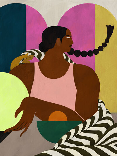 Hilda Palafox, 'Memoria Compartida (II)', 2020