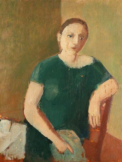 Virgilio Guidi, 'Figura di donna', 1934-1935