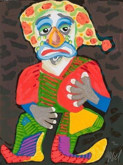 Karel Appel, 'Pagliacci', 1984