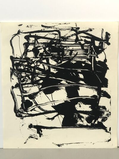 Joan Mitchell, 'Untitlted', ca. 1959