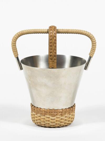 Carl Auböck, 'Ice Bucket with Tongs', ca. 1950