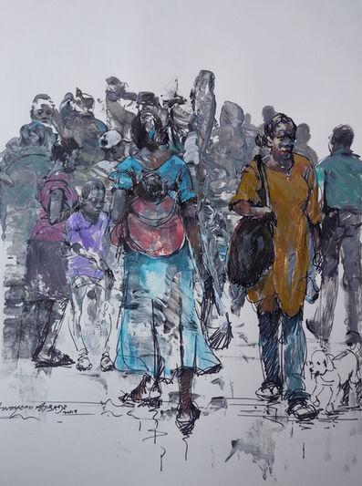 Ajibade Ewoyemi, 'Street Affairs', ca. 2019