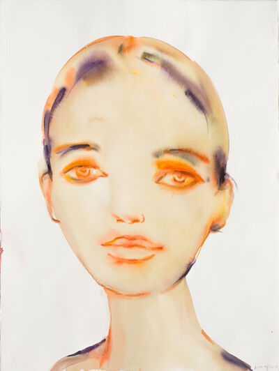 Kim McCarty, 'Sage Femme, Orange', 2013