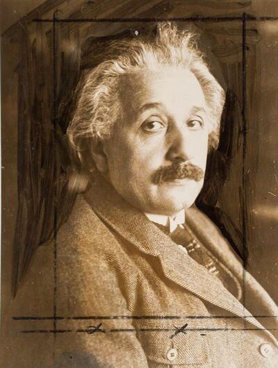 Various Artists, '38 Press Photographs of Albert Einstein (38 works)', circa 1930s