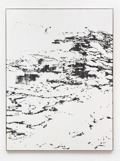 Gregor Hildebrandt, 'Auf dem Wasser träumend', 2018