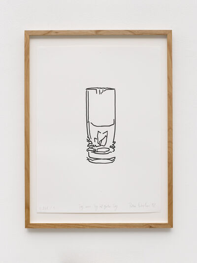 Peter Dreher, 'Untitled (0,268)', 1998