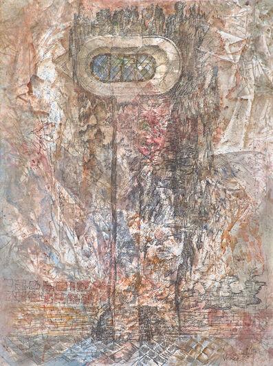 Dimitri Plavinsky, 'Wall of the Church', 1996