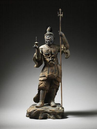 Anonymous, 'Bishamonten (Vaiśravaṇa) ', Japan 12th/13th century Kamakura period