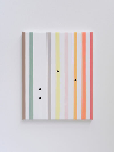 Kristina Matousch, 'Cover Hole, Nine', 2019