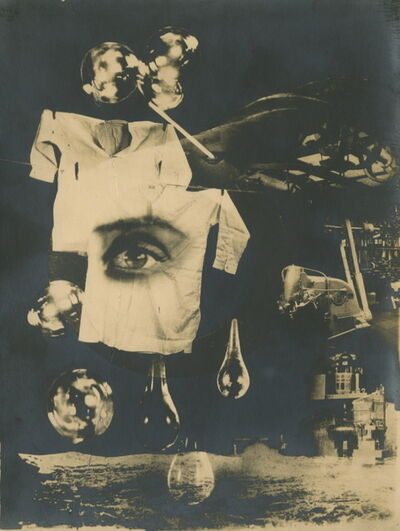 Josef Balcar, 'Untitled Photomontage', 1930s/1930s