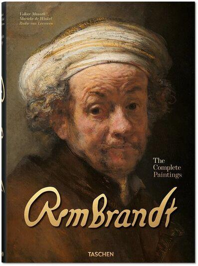 Rembrandt van Rijn, 'Rembrandt. The Complete Paintings', 2019