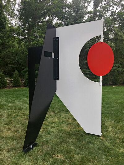 Moises Morgenstern, 'Red Eye ', 2018