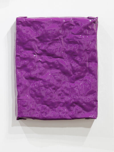 Tim Ebner, 'Untitled (plum)', 2018