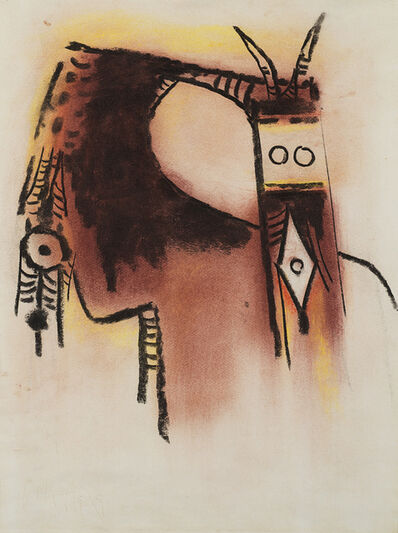 Wifredo Lam, 'Untitled', 1969