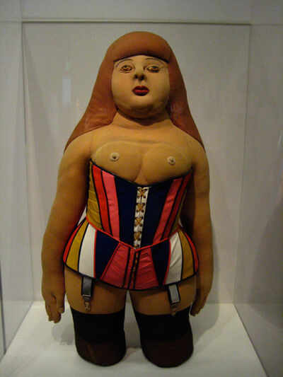 Jann Haworth, 'The Lindner Doll', 1963-1964