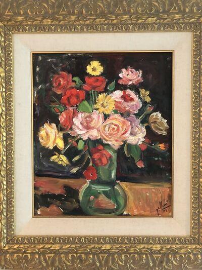 Eliseo Gallemi, 'Flowers', 1983