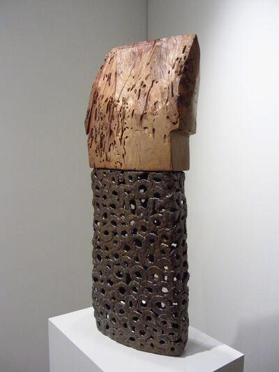 Brandon Reese, 'Bronze House', 2014