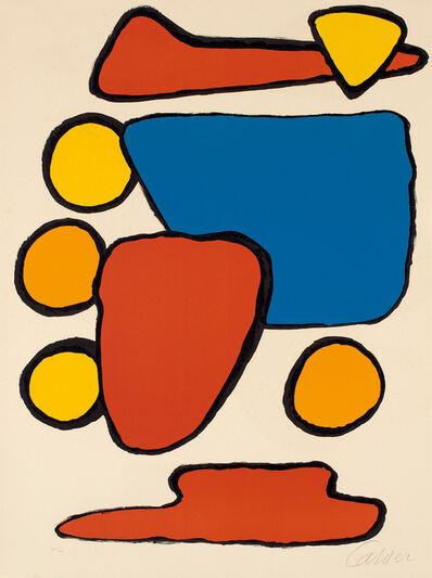 Alexander Calder, 'Stone Age', 1969