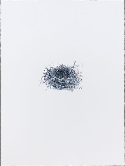 Boo Saville, 'Nest (love lost, love gained)', 2019