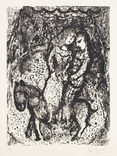 Marc Chagall, 'Jeux équestres (Equestrian Games) (M. 692)', 1973