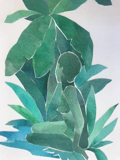 Adrienne Elise Tarver, 'Siren 6', 2018