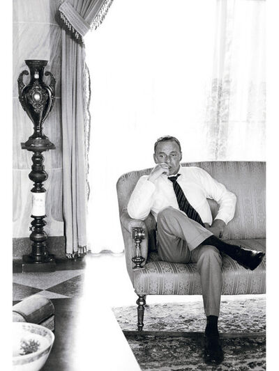 Terry O'Neill, 'Frank Sinatra in Miami', 1968