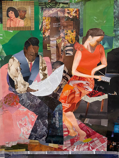 Silvana Soriano, 'Tickle the Ivories', 2021