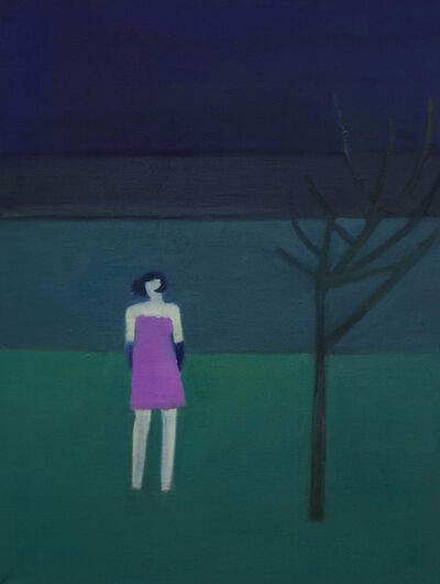 Tom Hammick, 'Towards the Lake', 2015