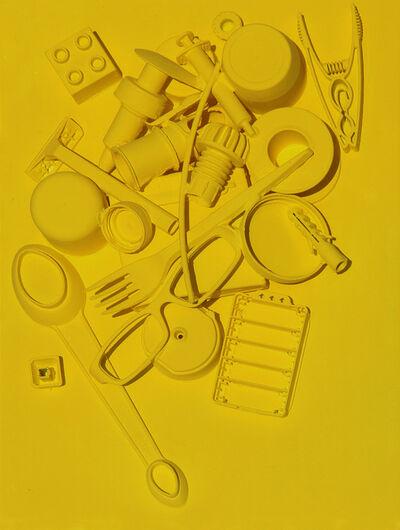Caterina Tosoni, 'Yellow island', 2018
