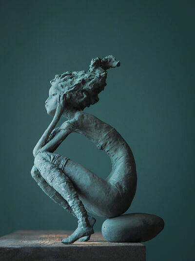 Valérie Hadida, 'Le Galet', 2019