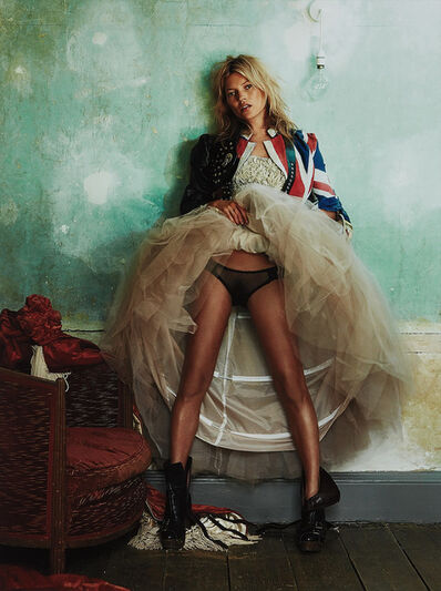 Mario Testino, 'Exposed, London (Kate Moss)', 2008