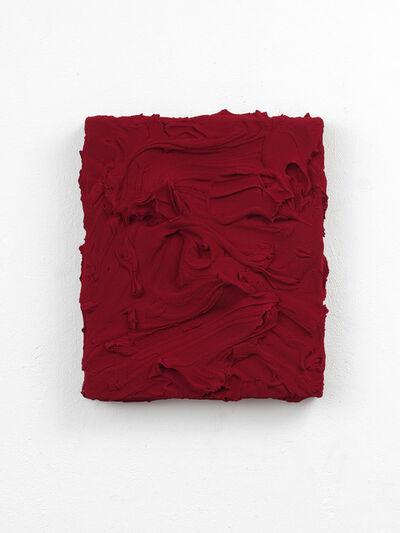 Jason Martin, 'Gropura (Alizarin Crimson)', 2019