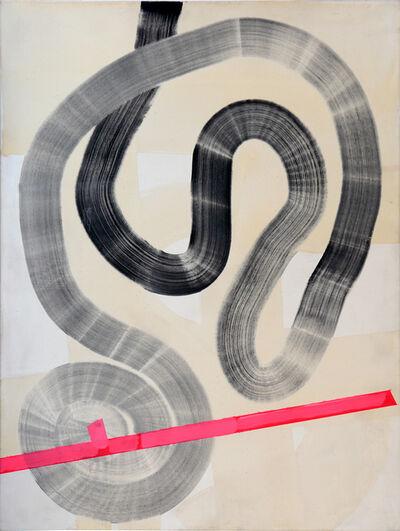 Juan Uslé, 'Elán. El impulso interno', 2007