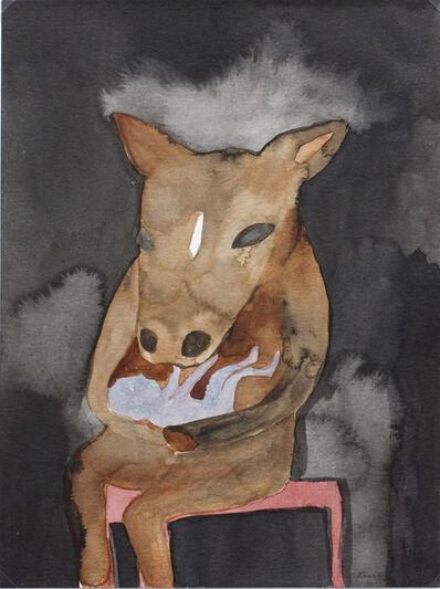 Klara Kristalova, 'The Cow Mother', 2011
