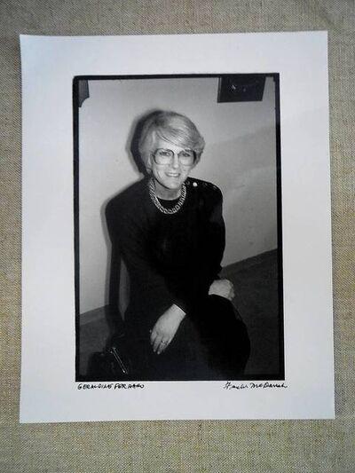 Fred W. McDarrah, 'Gerardine Fararro', 20th Century