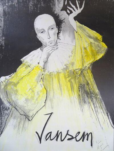 Jean Jansem, 'Poster Exhibition', 1983
