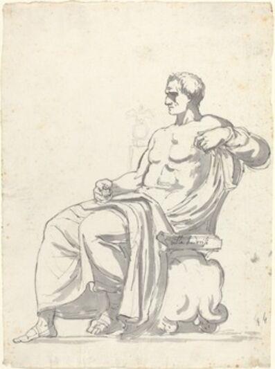Augustin Pajou, 'The Ludovisi Menander', 1752/1756
