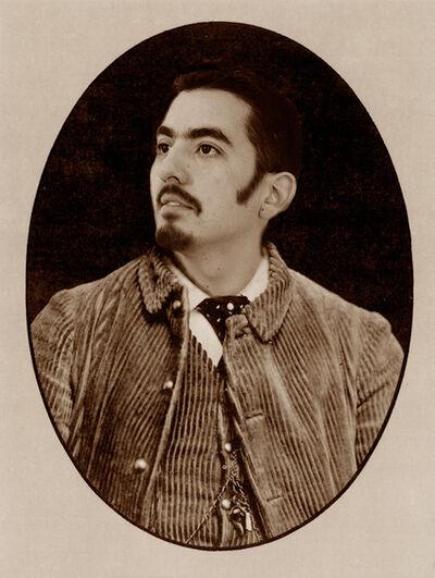 Ken Gonzales-Day, 'Untitled #1 (Portrait of Nepomuceno)', 1994