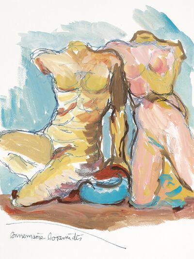 Annemarie Avramidis, 'Kekrops and his Daughter', 2004