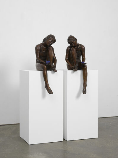 Ryan Gander, 'All things being equal, or I'm with you', 2018