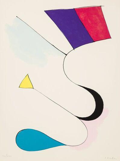 Kyohei Inukai (1913-1985), 'Impulse', c. 1980