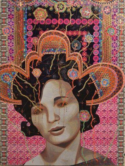 Asad Faulwell, 'Les Femmes d'Alger #VI', 2018