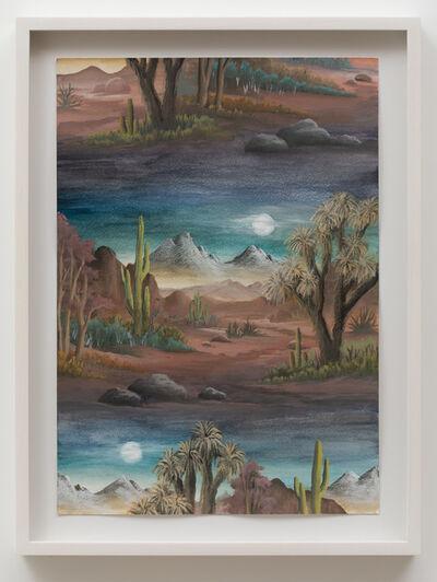 Neil Raitt, 'Desert Moon', 2020
