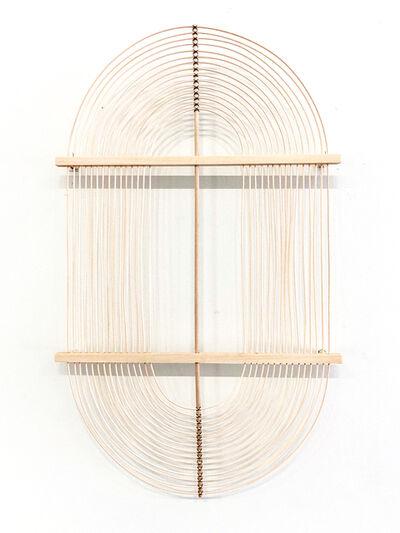 Katrine Hildebrandt-Hussey, 'Oval', 2019